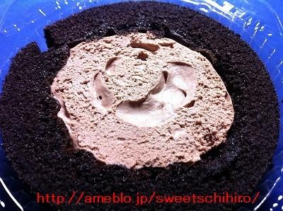 グルメレポーターちひろの辛口スイーツランキング-プレミアムチョコロールケーキ2