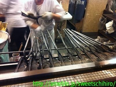 グルメレポーターちひろの辛口スイーツランキング-天然たいやき@鳴門鯛焼本舗3