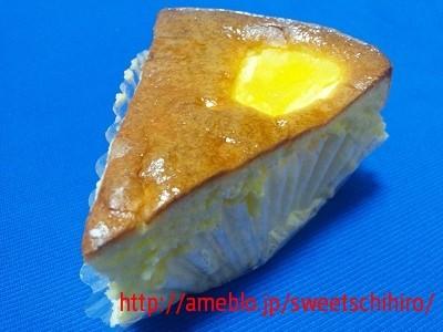 グルメレポーターちひろの辛口スイーツランキング-チーズケーキ@エルベラン