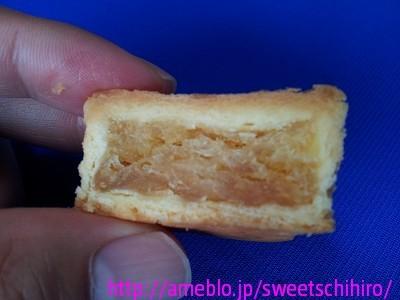 大阪スイーツレポーターちひろの辛口スイーツランキング-台湾おみやげ パイナップルケーキ