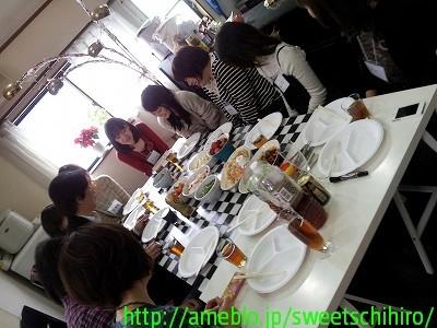 大阪スイーツレポーターちひろの辛口スイーツランキング-20111127スイーツホムパ