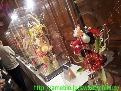 大阪スイーツレポーターちひろの辛口スイーツランキング-クリスマスケーキコンテスト@大阪中央公会堂