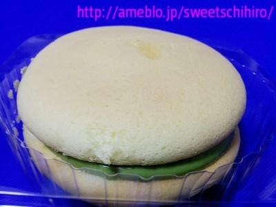 大阪スイーツレポーターちひろの辛口スイーツランキング-関西限定 ファミリーマート 宇治抹茶サンド