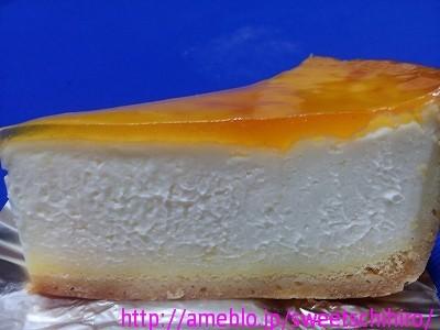 大阪スイーツレポーターちひろの辛口スイーツランキング-デリチュース@三越伊勢丹 チーズケーキ