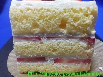 大阪スイーツレポーターちひろの辛口スイーツランキング-五感 ショートケーキ
