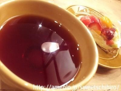 大阪スイーツレポーターちひろの辛口スイーツランキング-大阪茶屋町カフェ ア・ラ・カンパーニュ