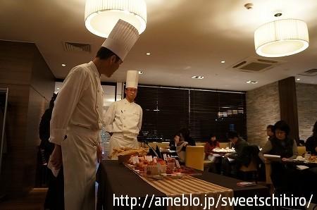 大阪スイーツレポーターちひろの辛口スイーツランキング-関西スイーツイベントinラマダホテル大阪