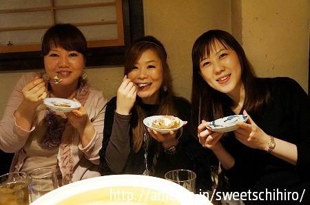 大阪スイーツレポーターちひろの辛口スイーツランキング-日本一おいしい新年会2012