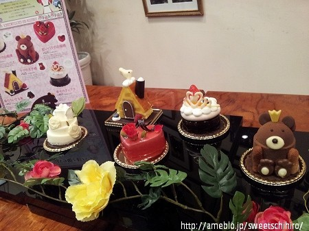 大阪スイーツレポーターちひろの辛口スイーツランキング-ユーハイム コラボレーションケーキ