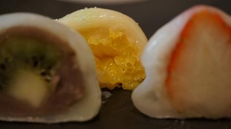 大阪スイーツレポーターちひろの辛口スイーツランキング-洛心館 つつみ果実