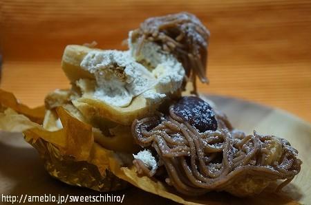 大阪スイーツレポーターちひろの辛口スイーツランキング-シェフ アサヤマ 栗ぞう