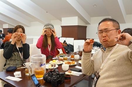 大阪スイーツレポーターちひろの辛口スイーツランキング-甲子園貸切イベント「日本一遅い新年会」