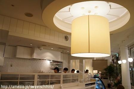 大阪スイーツレポーターちひろの辛口スイーツランキング-大阪ミナミ ブラザーズカフェ