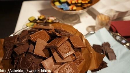 大阪スイーツレポーターちひろの辛口スイーツランキング-マリベル京都 チョコレート