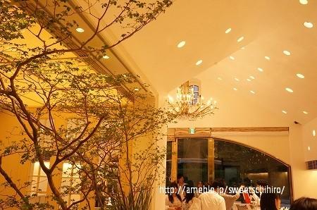 大阪スイーツレポーターちひろの辛口スイーツランキング-マールブランシュ北山本店