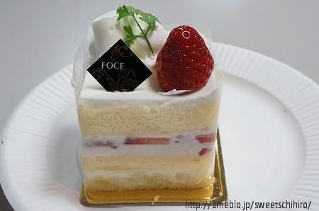 大阪スイーツレポーターちひろの辛口スイーツランキング-FOCE(フォーチェ) ケーキ
