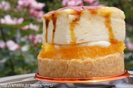 大阪スイーツレポーターちひろの辛口スイーツランキング-レ・グーテのおいしいケーキ シブスト