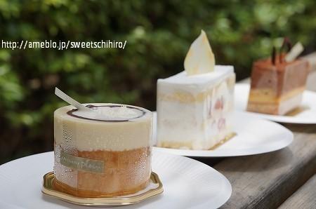 大阪スイーツレポーターちひろの辛口スイーツランキング-パティスリープラン ショートケーキ