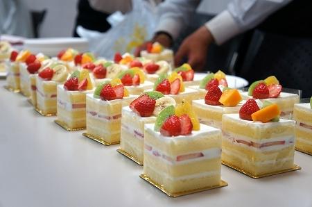 大阪スイーツレポーターちひろの辛口スイーツランキング-FOCE&ちひろのコラボショートケーキ