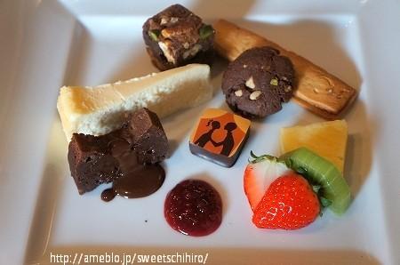 大阪スイーツレポーターちひろの辛口スイーツランキング-京都マリベル イベントのチョコレート