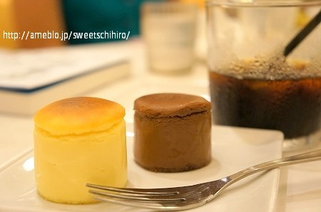 大阪スイーツレポーターちひろの辛口スイーツランキング-プチプランス 焼きチーズ