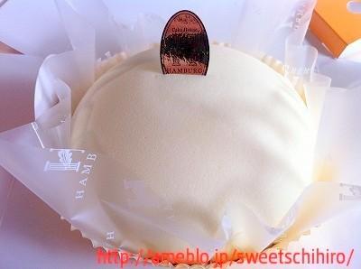 大阪スイーツレポーターちひろの辛口スイーツランキング-ハンブルグ チーズズコット