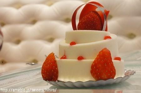 大阪スイーツレポーターちひろの辛口スイーツランキング-シェ・シバタ おいしいケーキ
