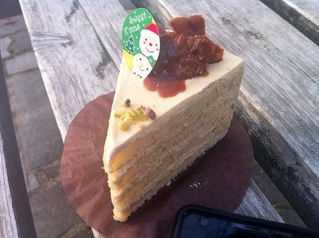 大阪スイーツレポーターちひろの辛口スイーツランキング-西宮 ケーキハウス ファミーユ
