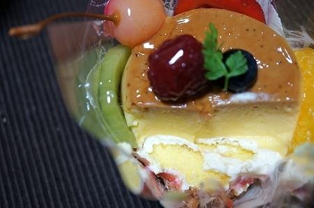 大阪スイーツレポーターちひろの辛口スイーツランキング-ラパングルマン プリンアラモード