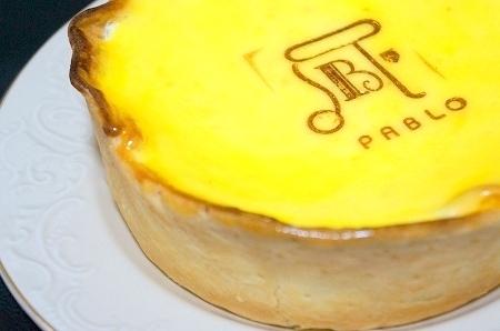 大阪スイーツレポーターちひろの辛口スイーツランキング-パブロのチーズタルト