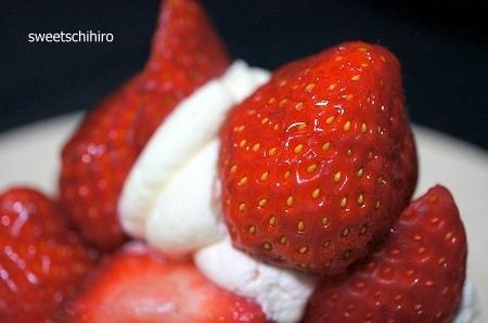 大阪スイーツレポーターちひろの辛口スイーツランキング-アローツリー あまおう苺タルト