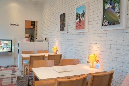 $大阪スイーツレポーターちひろのおいしいスイーツランキング-エスコヤマカフェ ハナレ