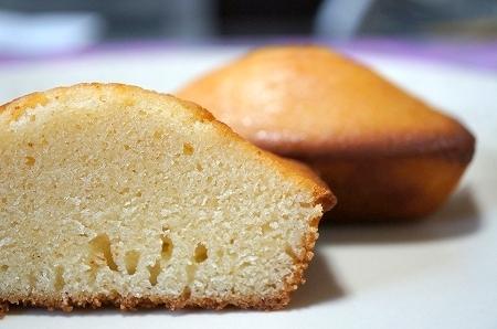大阪スイーツレポーターちひろの辛口スイーツランキング-酒粕と米粉のフィナンシェ
