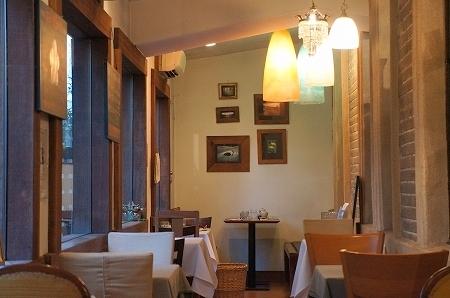 大阪スイーツレポーターちひろの辛口スイーツランキング-里山カフェ おいしいシフォンケーキ