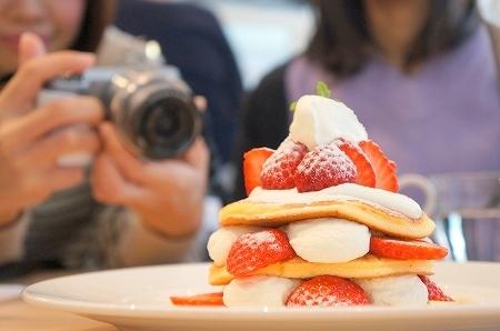 $大阪スイーツレポーターちひろの辛口スイーツランキング-ブラザーズカフェ パンケーキ