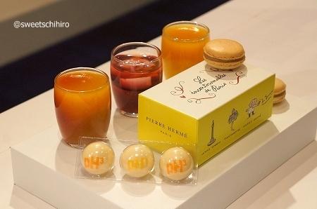 $大阪スイーツレポーターちひろのおいしいスイーツランキング-ピエール・エルメ・パリ 15週年記念パーティー