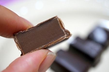 $大阪スイーツレポーターちひろのおいしいスイーツランキング-サロン・デュ・ショコラ 5タブレットチョコ