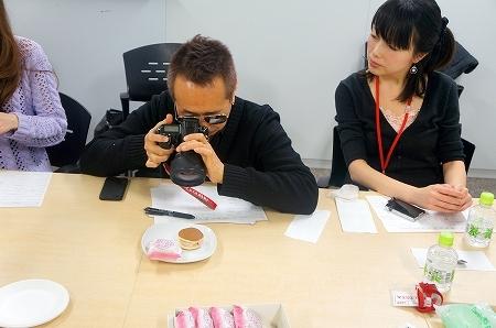$大阪スイーツレポーターちひろのおいしいスイーツランキング-楽天市場本社でいちごスイーツ品評会