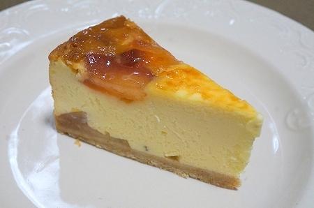 $大阪スイーツレポーターちひろのおいしいスイーツランキング-ファームデザインズ 期間限定チーズケーキ