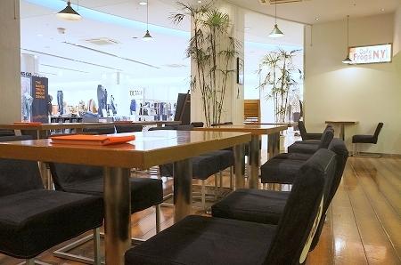 $大阪スイーツレポーターちひろのおいしいスイーツランキング-フロッグスニューヨーク パンケーキ