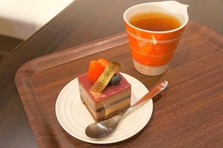 $大阪スイーツレポーターちひろのおいしいスイーツランキング-クリオロカフェ ニルヴァナ