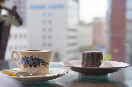 $大阪スイーツレポーターちひろのおいしいスイーツランキング-京都のカヌレがおいしいカフェ カヌレ