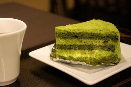 $大阪スイーツレポーターちひろのおいしいスイーツランキング-茶寮翠泉 抹茶スイーツ