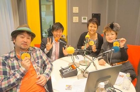 $大阪スイーツレポーターちひろのおいしいスイーツランキング-スイーツレポーターちひろ FMラジオ出演