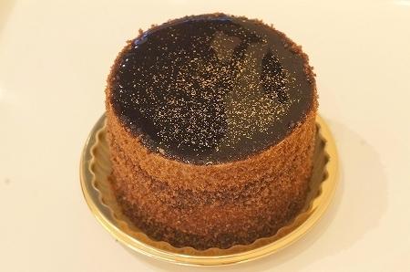 $大阪スイーツレポーターちひろのおいしいスイーツランキング-ラプラージュのおいしいチョコレートケーキ