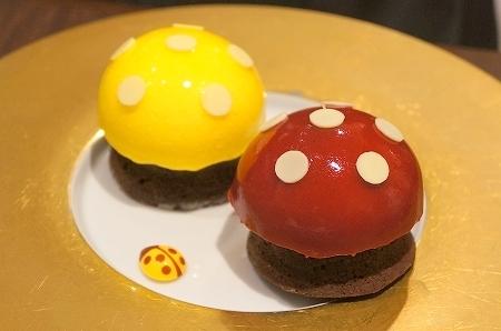 $大阪スイーツレポーターちひろのおいしいスイーツランキング-グランフロント大阪のカファレルのカフェメニュー
