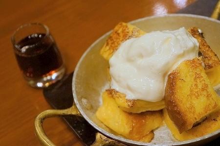 $大阪スイーツレポーターちひろのおいしいスイーツランキング-星乃珈琲店 フレンチトースト