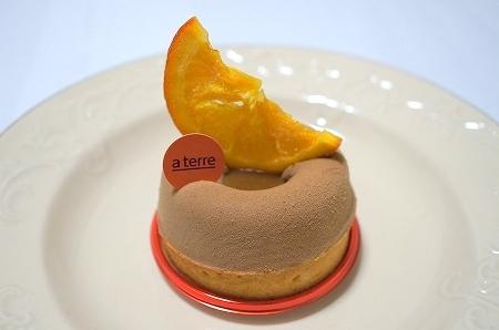 $大阪スイーツレポーターちひろのおいしいスイーツランキング-ア・テールのおいしいケーキ