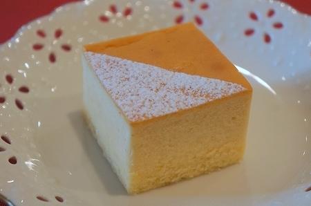 $大阪スイーツレポーターちひろのおいしいスイーツランキング-マルナカ菓子店 チーズケーキ