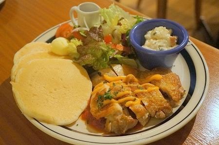 $大阪スイーツレポーターちひろのおいしいスイーツランキング-ウィルズキッチン淀屋橋パンケーキランチ